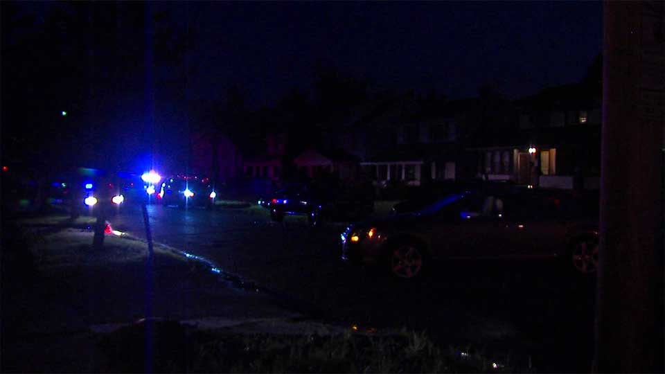 One victim was taken to the hospital after a shooting in Youngstown Sunday morning.