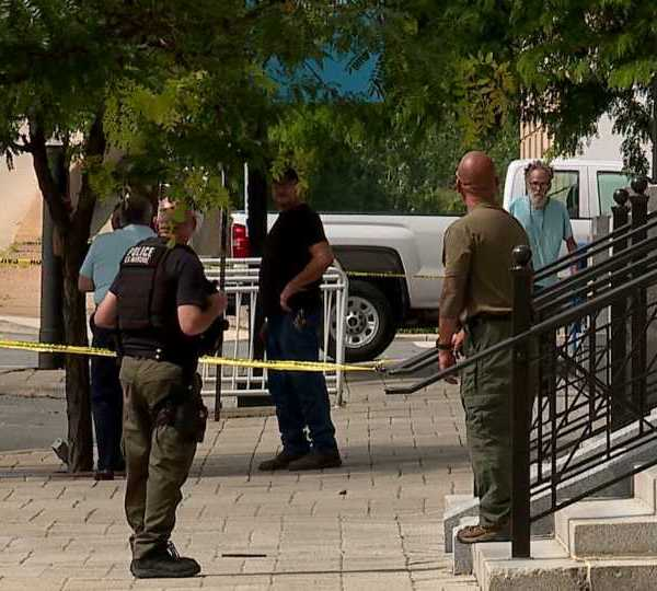 Mahoning County Courthouse bomb threat, Youngstown