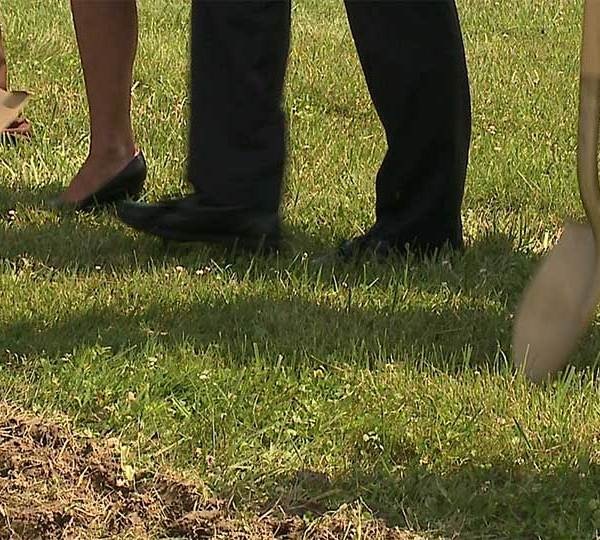 Mahoning County Career and Technical Center broke ground on a fire training facility.