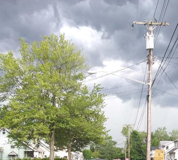 Photo submitted by Lashonda on Homewood Street in Warren, Ohio.