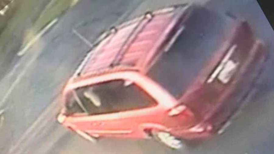 Car of credit card fraud suspect in Struthers
