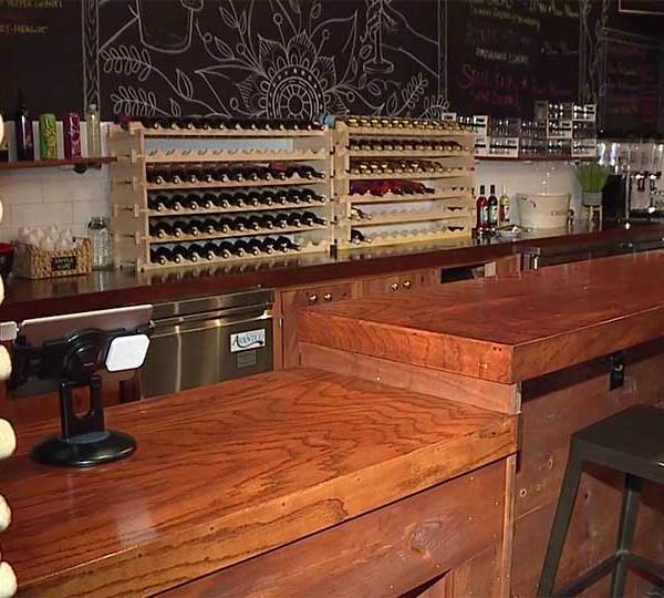 Sundog Cellars Winery and Cidery opened earlier this month at Firestone Farms.