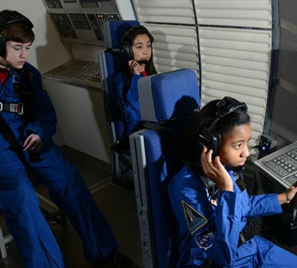 Warren student goes to space camp in Huntville, Alabma