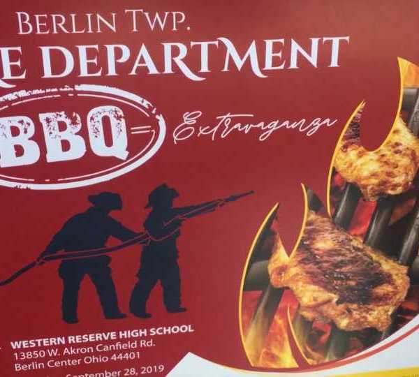 Berlin Township Fire Department BBQ extravaganza