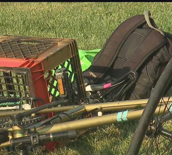 Lordstown teacher riding bike to school gets hit by van