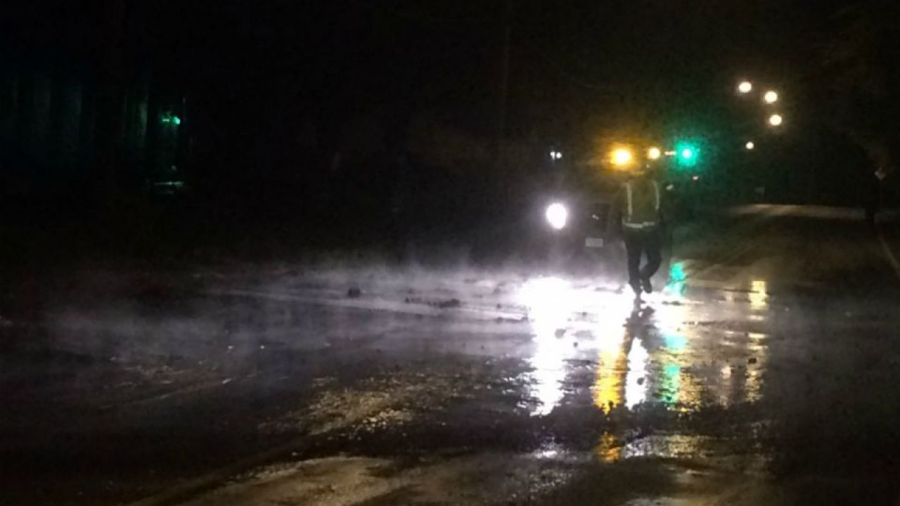 Route 46 In Weathersfield And Niles Open Following Water