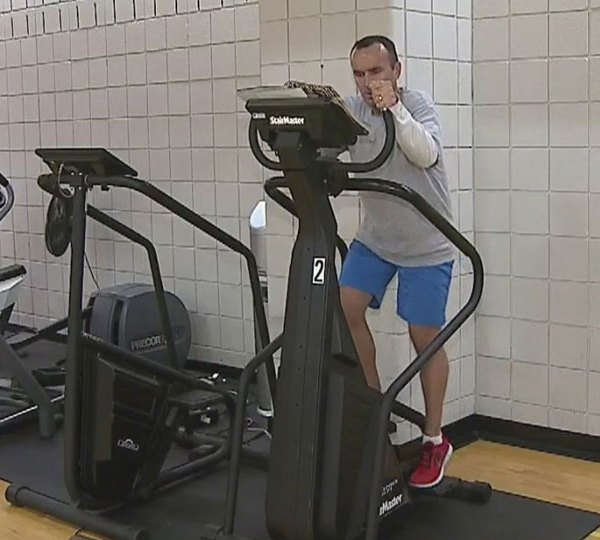 Len Rome's Local Health: How many times a week should you be exercising?