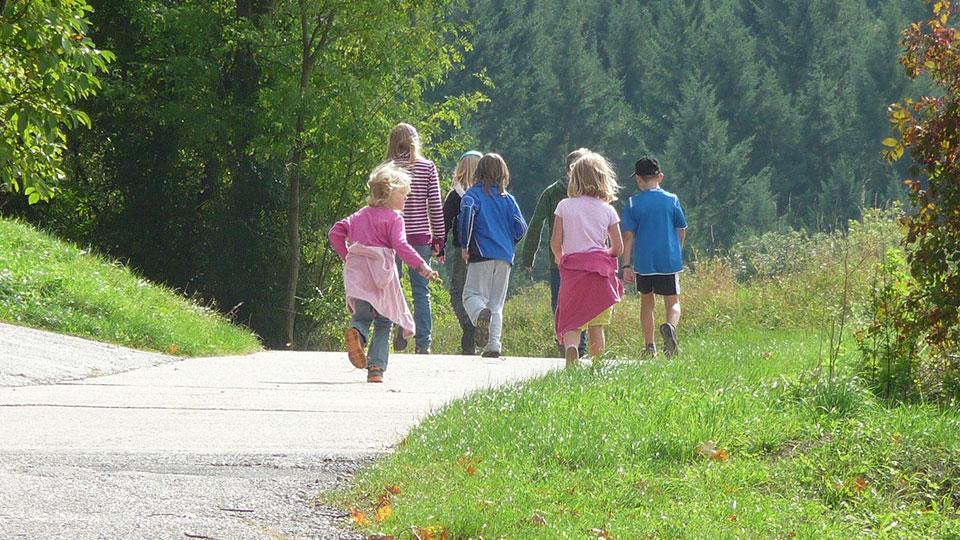 Walking Kids Generic