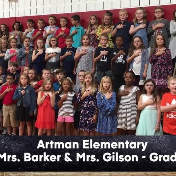 Artman Elementary School - Mrs. Barker and Mrs. Gilson - 3rd Grade