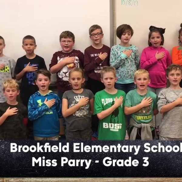 Brookfield Elementary School - Miss Parry - 3rd Grade