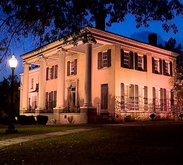 The Kinsman House has it's history, and some say it may be haunted.