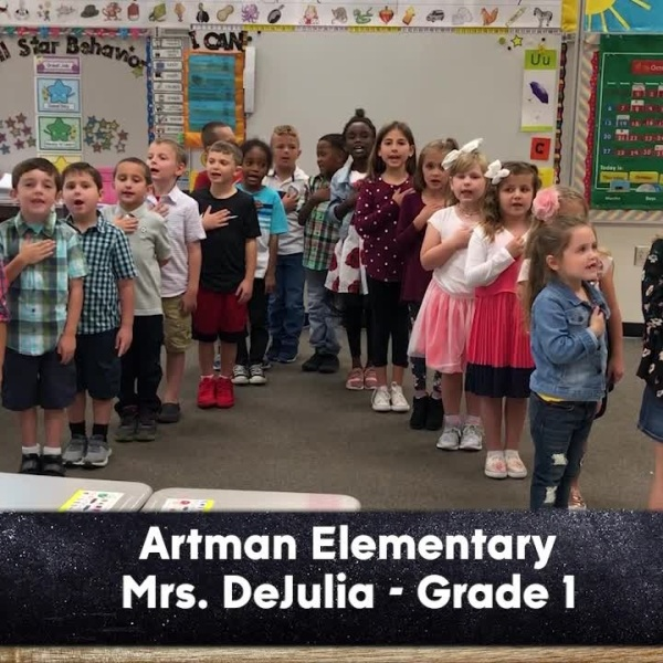 Artman Elementary - Mrs. DeJulia - 1st Grade