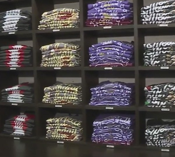 Daybreak Nation on Location: Youngstown Clothing Co.