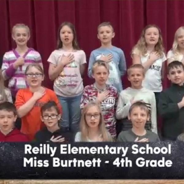 Reilly Elementary - Miss Burtnett - 4th Grade