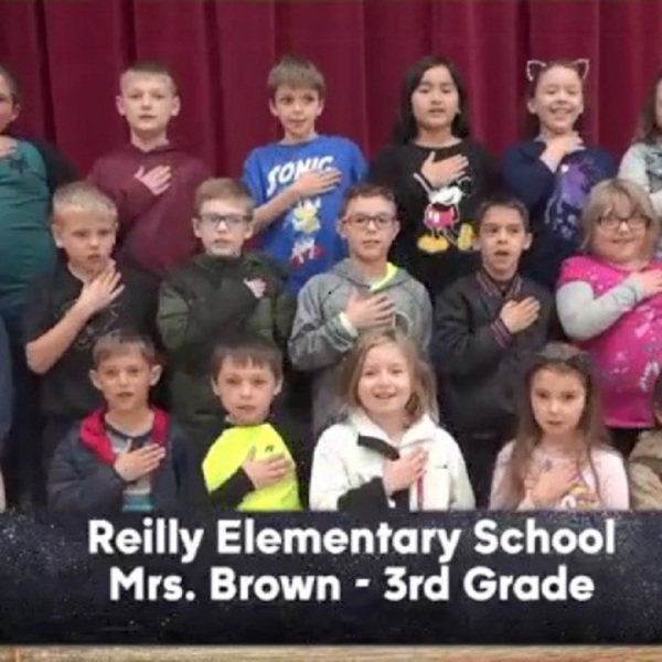 Reilly Elementary - Mrs. Brown - 3rd Grade
