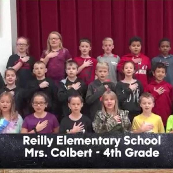 Reilly Elementary - Mrs. Colbert - 4th Grade
