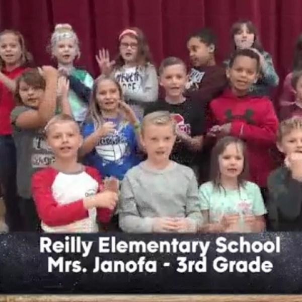 Reilly Elementary - Mrs. Janofa - 3rd Grade