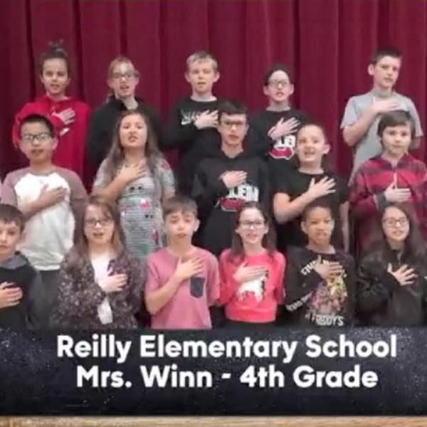 Reilly Elementary - Mrs. Winn - 4th Grade