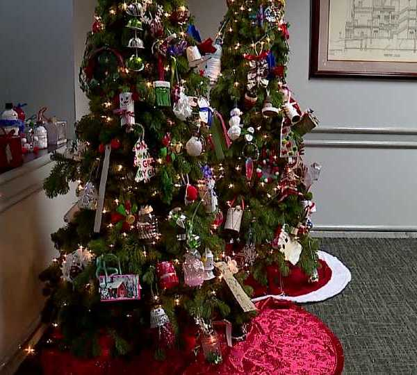 Mahoning County commissioners trees