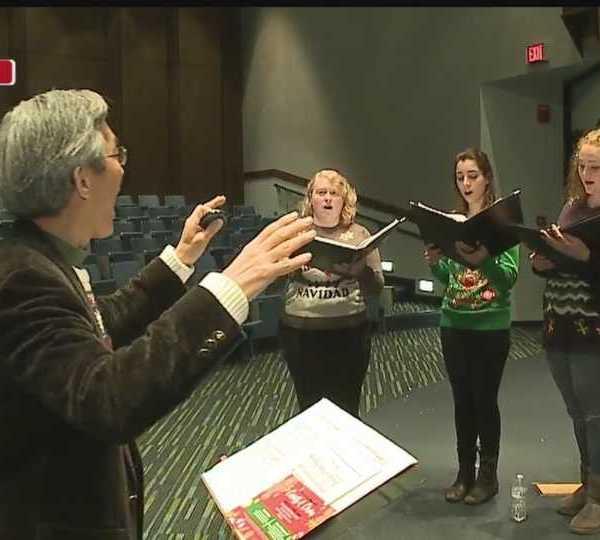 Carols and Cocoa, Dana Concert