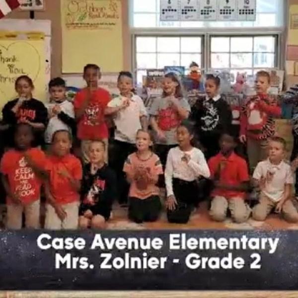 Case Avenue Elementary - Mrs. Zolnier - 2nd Grade