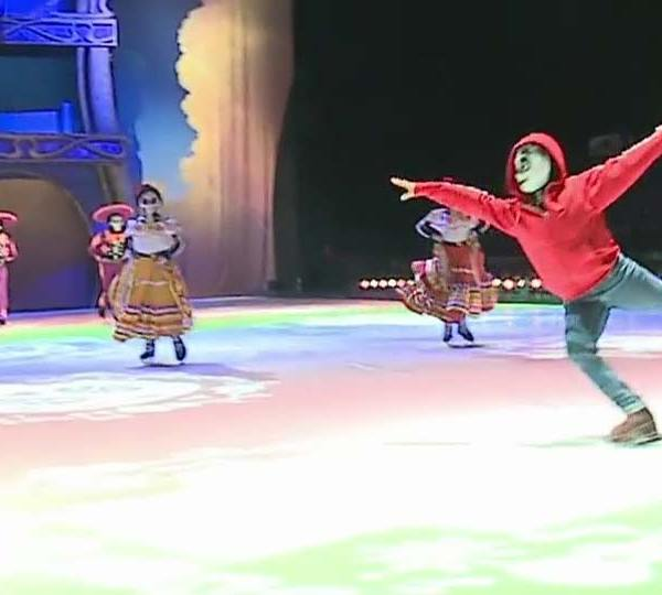 Daybreak Nation on Location: Disney on Ice