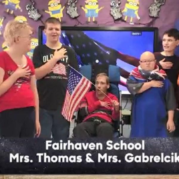 Fairhaven School - Mrs. Thomas and Mrs. Gabrelcik - Secondary Unit