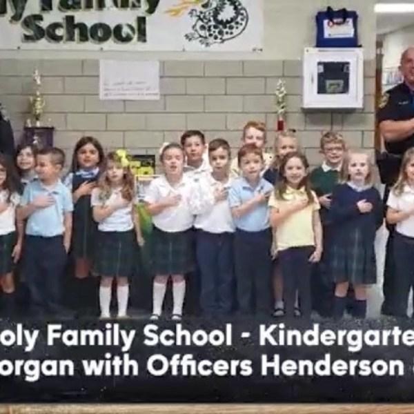 Holy Family School - Mrs. Morgan - Kindergarten