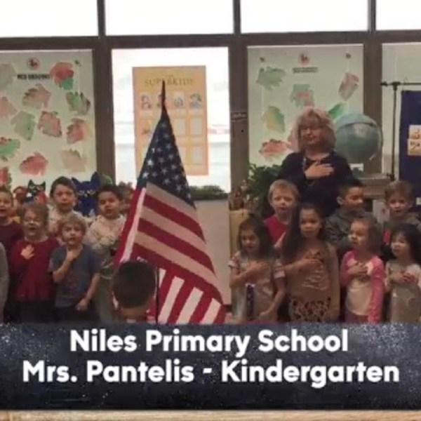 Niles Primary School - Mrs. Pantelis - Kindergarten