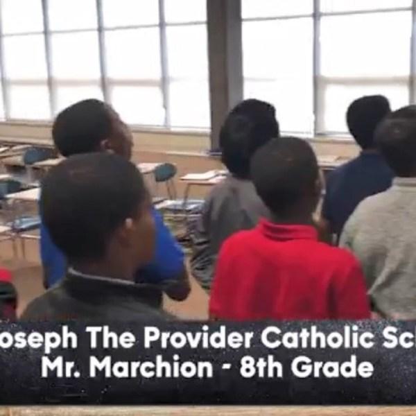 St. Joseph The Provider - Mr. Marchion - 8th Grade