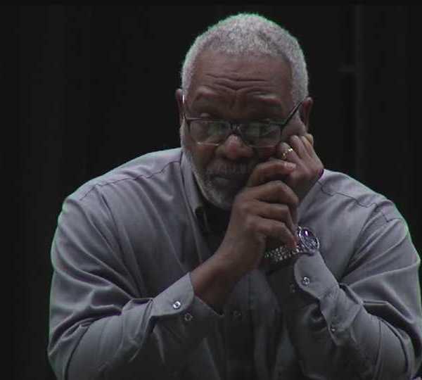 Liberty School Board VP Calvin Jones