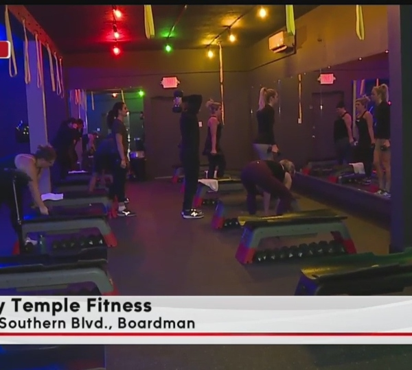 Body Temple Fitness makeover.