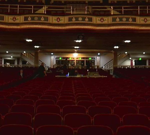 Daybreak Nation on Location: Robins Theater