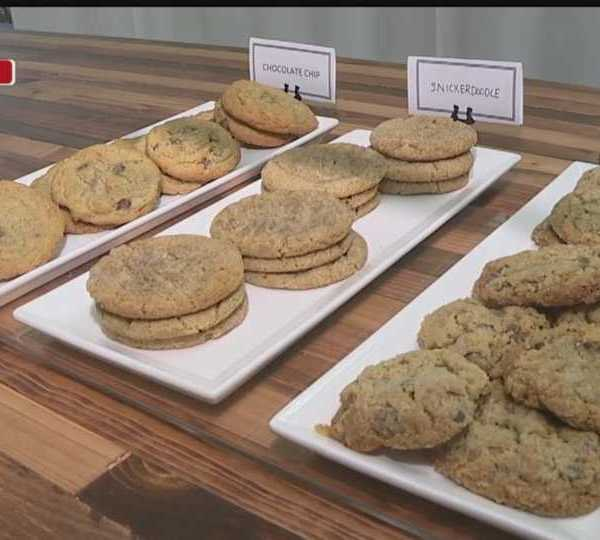 Dough House Cookies in Youngstown.