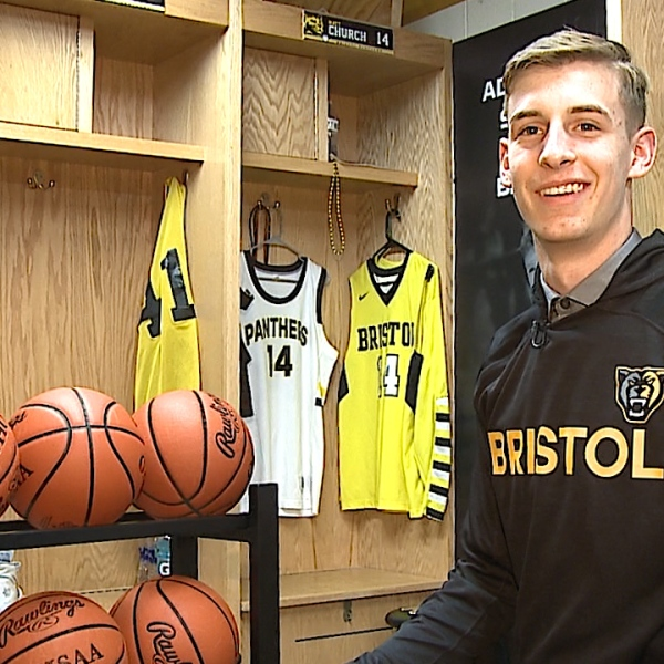 Student Athlete: Matt Church