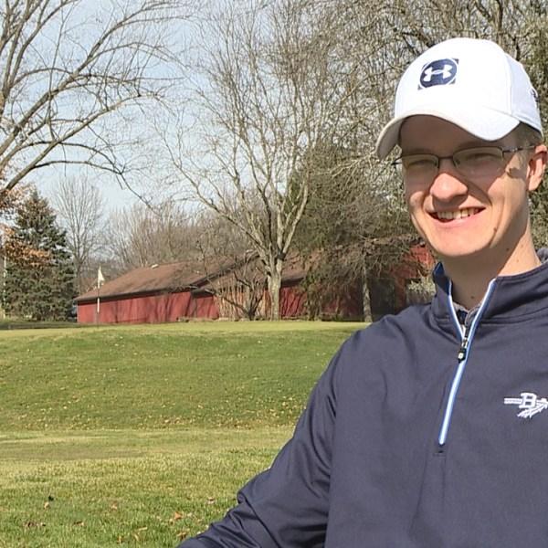 Student Athlete: Justin Atkinson