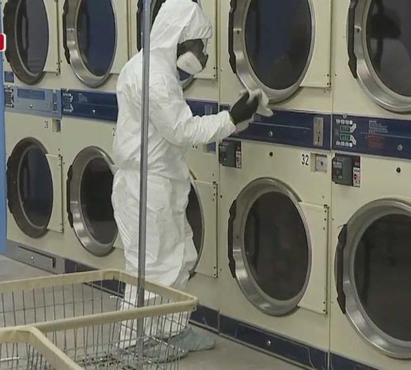 Daybreak Nation on Location: Washing Well Laundry