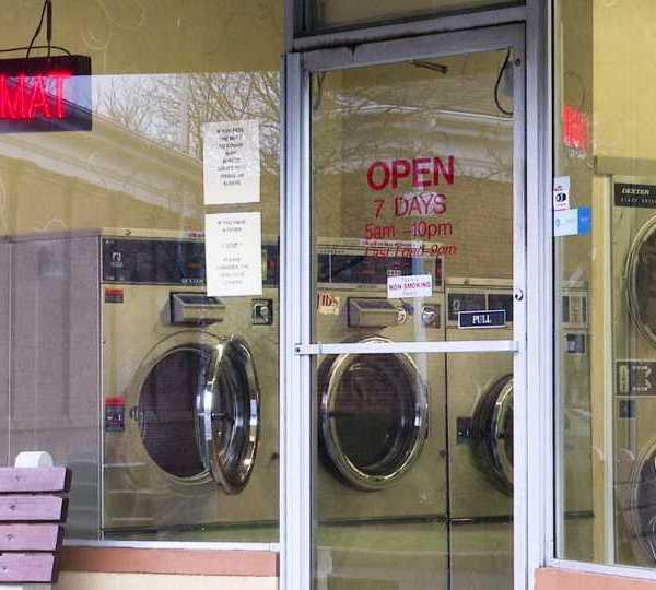 Essential businesses laundromats