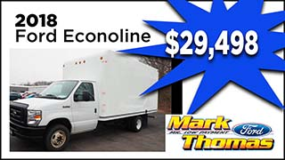 Ford Econoline, Mark Thomas Ford, MyValleyCars