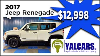 Jeep Renegade, Yalcars, MyValleyCars