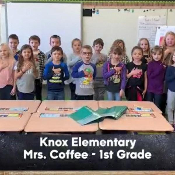 Knox Elementary - Mrs. Coffee - 1st Grade