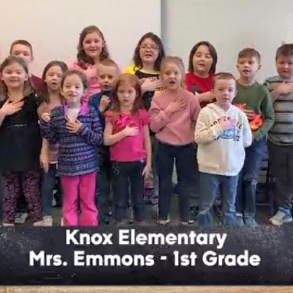 Knox Elementary - Mrs. Emmons - 1st Grade