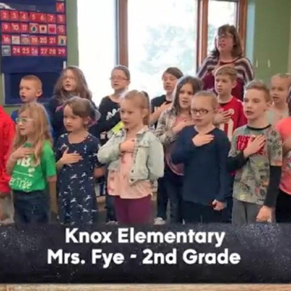Knox Elementary - Mrs. Fye - 2nd Grade