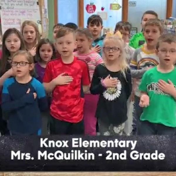 Knox Elementary - Mrs. McQuilkin - 2nd Grade