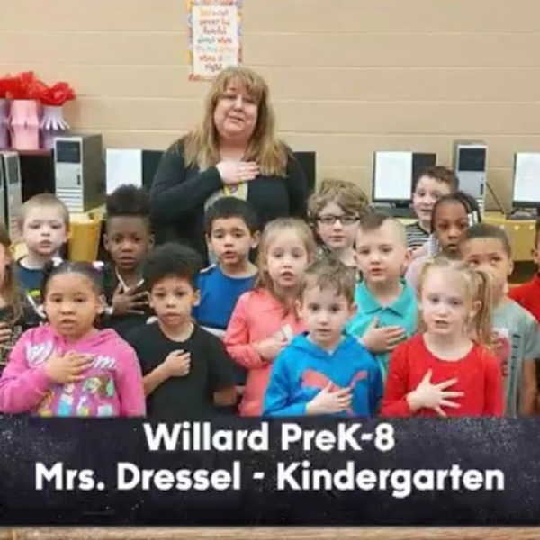 Willard PreK-8 - Mrs. Dressel - Kindergarten