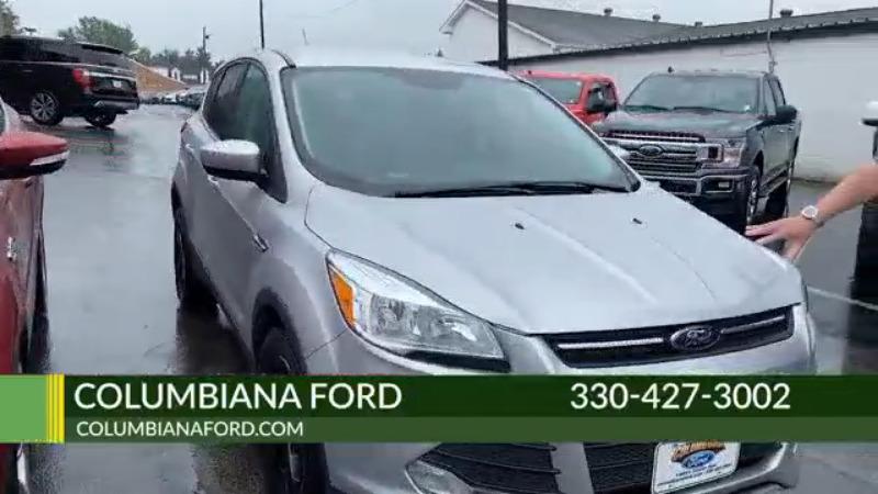 Columbiana Ford Escape