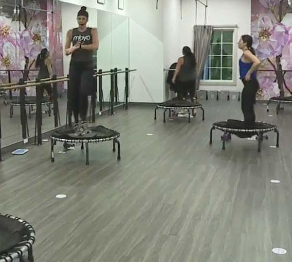 Daybreak Nation on Location: Mega Barre Youngstown