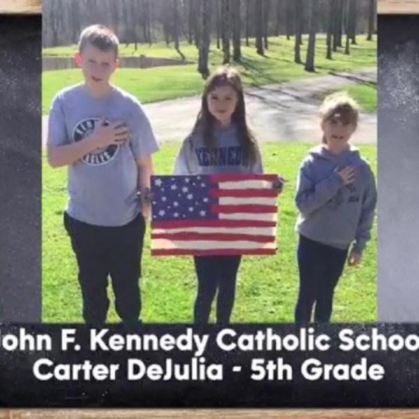 John F. Kennedy Catholic - DeJulia - 5th Grade