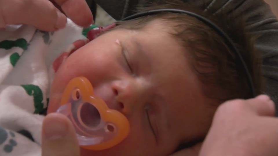 Len Rome's Local Health: Is your baby hard of hearing?