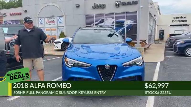 Alfa Romeo Columbiana